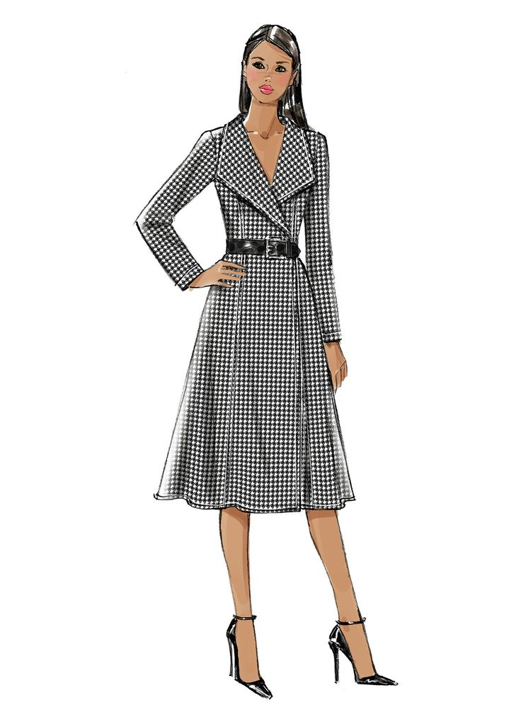 Buy Vogue Women's Dresses Sewing Pattern, 8992 from our Sewing Patterns  range at John Lewis.
