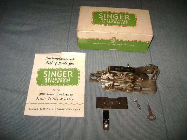 serger attachment for singer sewing machine