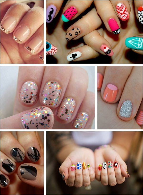 92 best nails images on pinterest 3d nails acrylic nails and nail designs for short nails 2013 tumblr ideas for long nails for short acrylic nails for prinsesfo Images