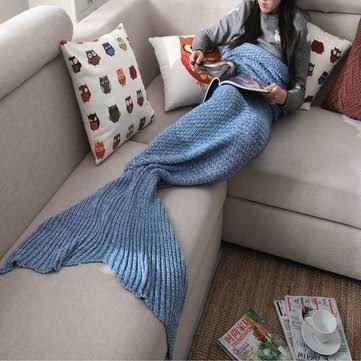 mermaid blanket ♡