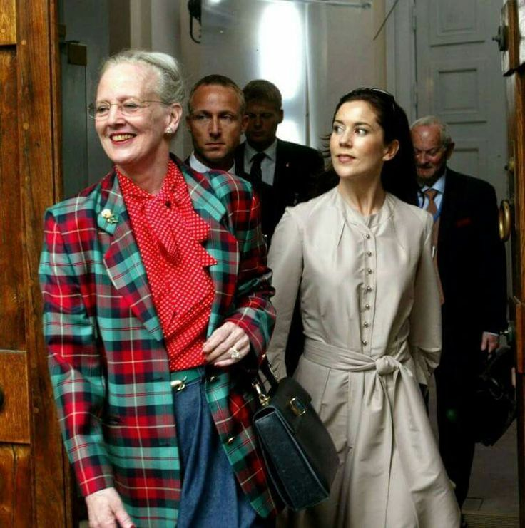 Happy 76th Birthday To My Queen Margrethe II Of Denmark