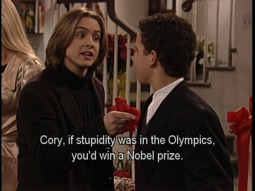 Boy Meets WorldQuote, 90S Nostalgia, Eric, Movie, Funny Stuff, Boymeetsworld, Nobel Prizes, Boys Meeting World, Giggles