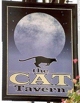 Thursday 13: Thirteen Cat-Themed Pub Signs | Catster