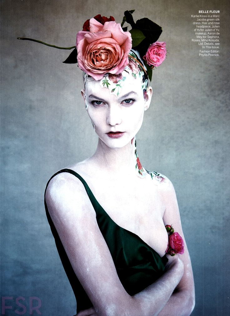 Karlie-Kloss-by-Patrick-Demarchelier-for-Vogue