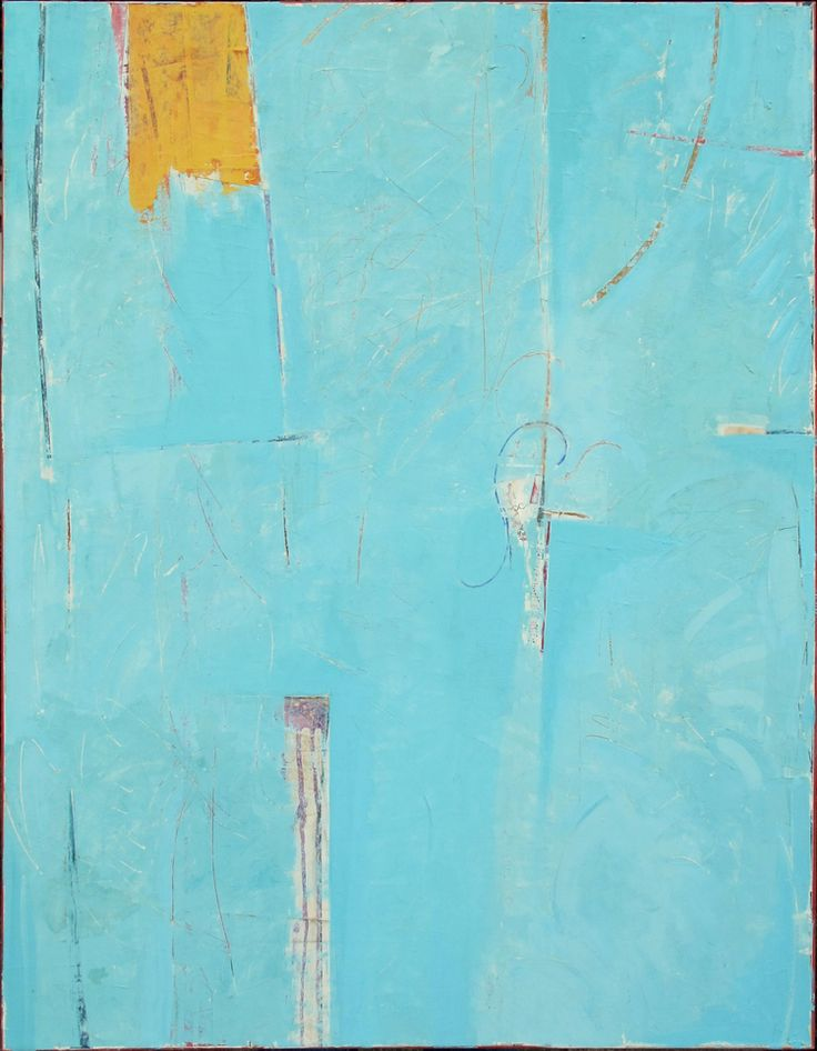 "Untitled  John Pavlicek JP33779 Mixed Media on Canvas 48"" x 36"""