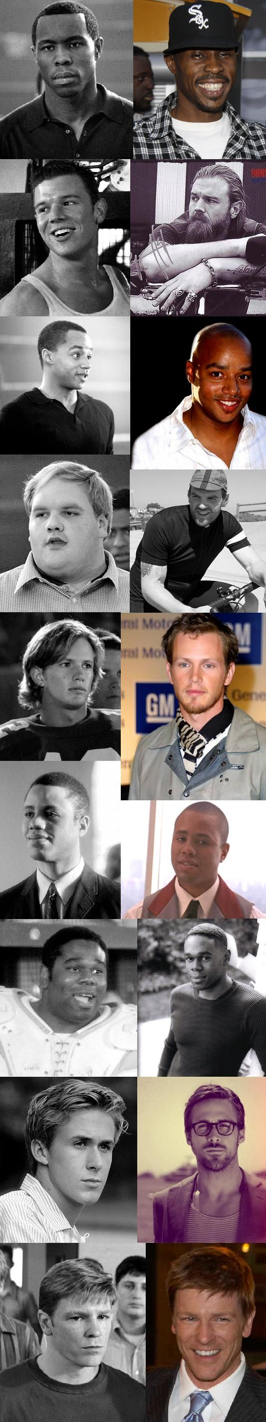 remember the titans, then and now..one of my favorite movies:)