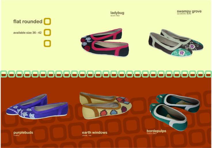 Sepatu Mimosabi Flat Rounded | Harga Grosir - Grosir Tas Murah,Tas Anak,Baju Anak,Dompet Wanita,Bantal Mobil,Sprei