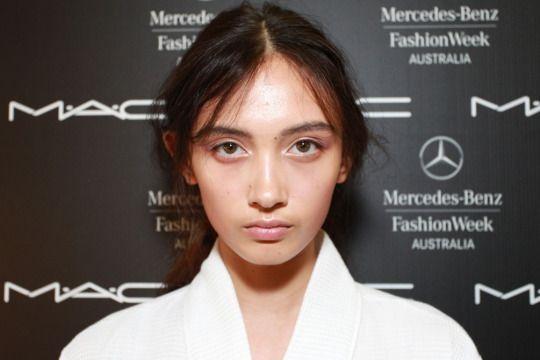 NATARSHA ORSMAN - MERCEDES BENZ FASHION WEEK AUSTRALIA 2015