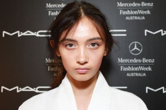 NATARSHA ORSMAN - MERCEDES BENZ FASHION WEEK AUSTRALIA 2015
