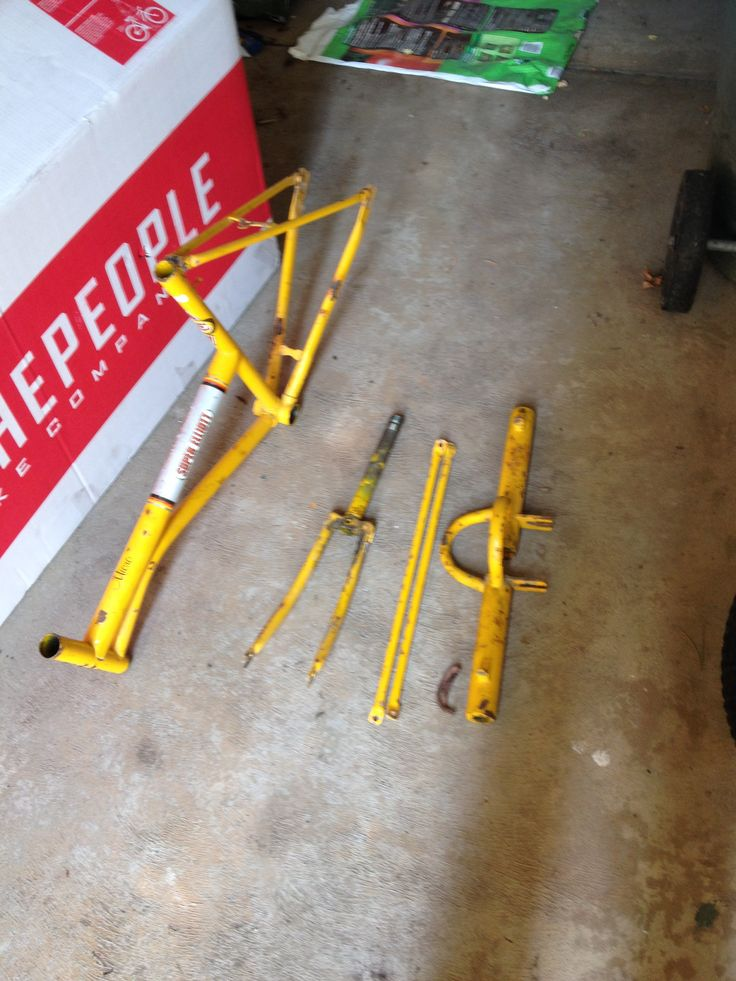 Tricycle Restoration Parts : Best images about vintage tricycle restoration on