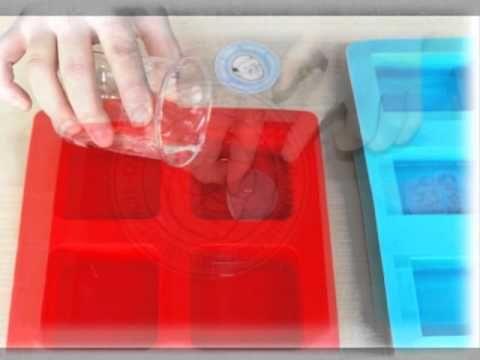 Φωτογραφία μέσα σε σαπούνι γλυκερίνης - YouTube