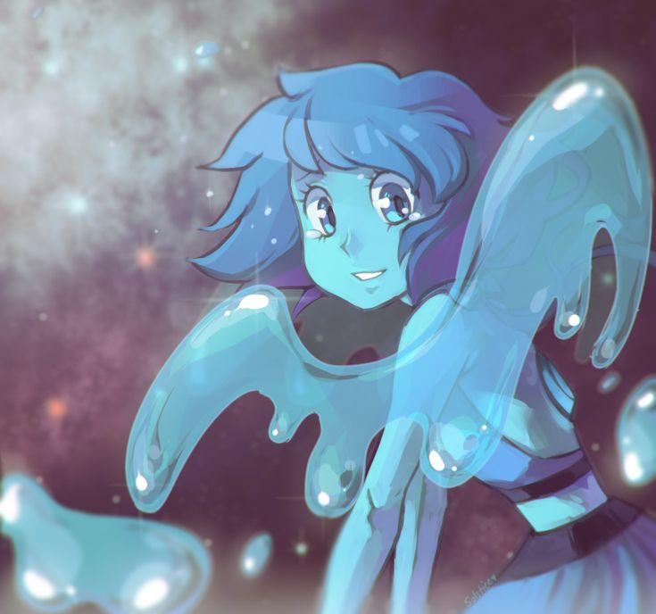 lapis lazuli steven universe - Google Search
