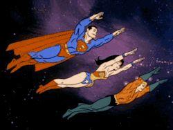 my gif gif vintage cartoon space television Superman wonder woman Aquaman Vintage Television superman gif superfriends Wonder Woman gif superfriends gif aquaman gif