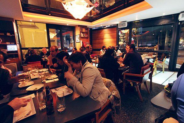 Restaurant Cokcok, Beyoglu, Istanbul
