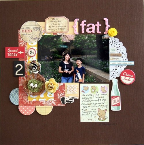 38 Best My Scrapbook Layouts Projects Images On Pinterest