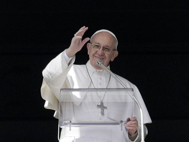 Pope Francis open to allowing married priests in Catholic Church