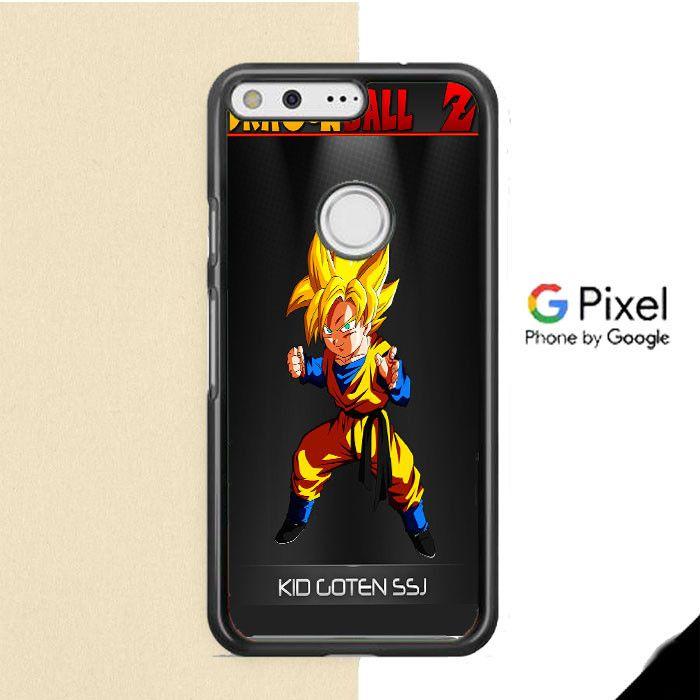 Dragon Ball Z Kid Goten Ssj Google Pixel Case