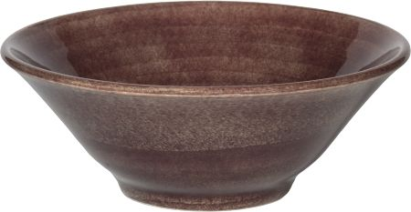 Mateus - Bowl flower shape large, 200CL / 67OZ | PLUM