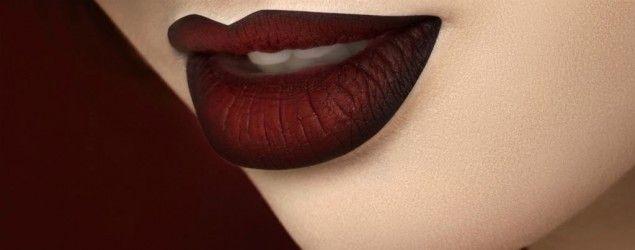 Cazuza: Beijo do vampiro: batons escuros estão super em al...