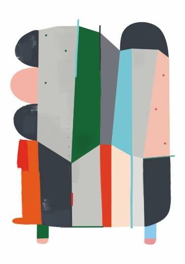 """Saatchi Art Artist Alessandro La Civita; New Media, """"#63"""" #art #AbstractArt #SaatchiArt"""