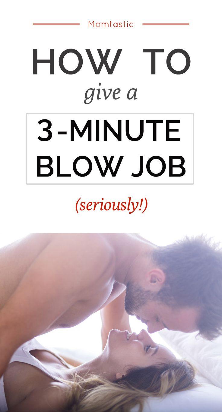 How to give him a good blowjob