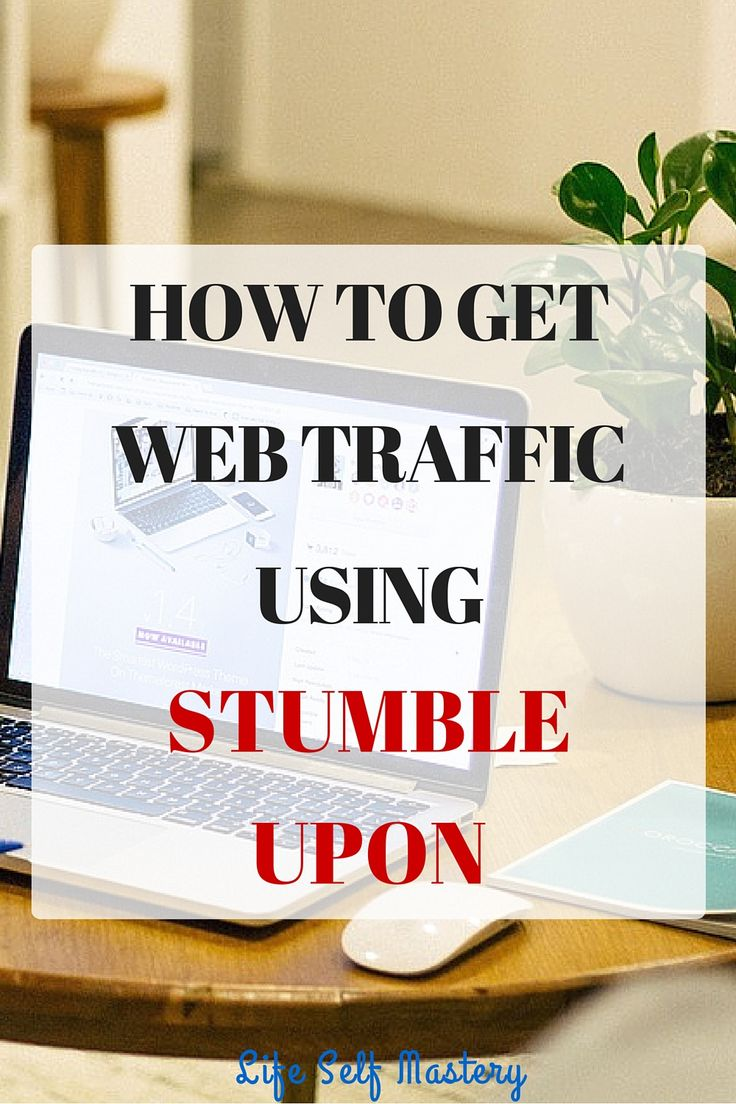 Would you like more traffic to your website? Then you need to check out StumbleUpon. It can be a fantastic way to get targeted readers to your blog! Click through to learn how to drive traffic from StumbleUpon.