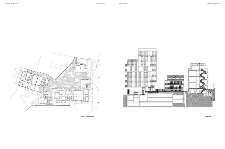 Hotel Jerusalem Plan With Images Hotel Plan Architectural