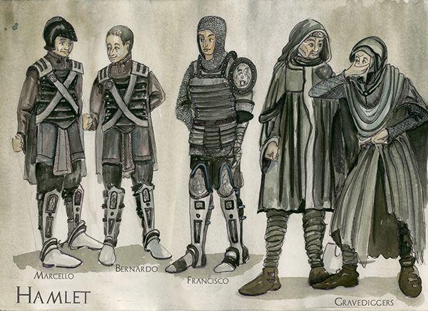 hamlet kills polonius essay