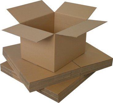 10 x Single Wall Cardboard Postal Mailing Boxes 6