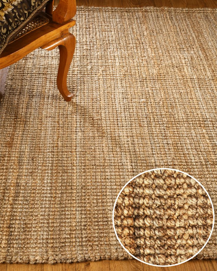 Chambers Jute Rug Available Now At Www.naturalarearugs.com
