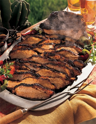 Texas Style BBQ Brisket