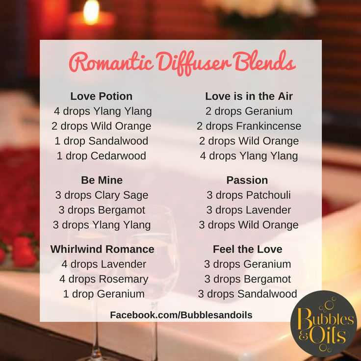 Here is some beautiful romantic diffuser blends so you can put some love in your air! Contact us to learn more about the doTERRA CPTG Essential oils and why they can change your life!