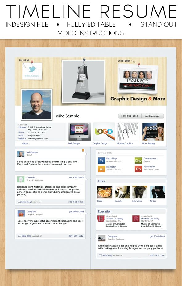 13 best Templates CV images on Pinterest Curriculum, Resume and - online resume website