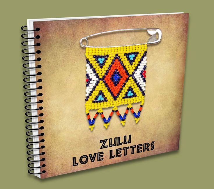 Zulu Love Letters Catalogue - handmade in South Africa.