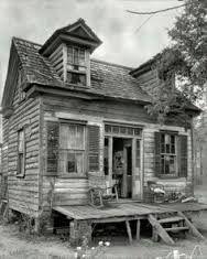 A house that Daisy De Milker grew up in as young girl in Bulawayo.