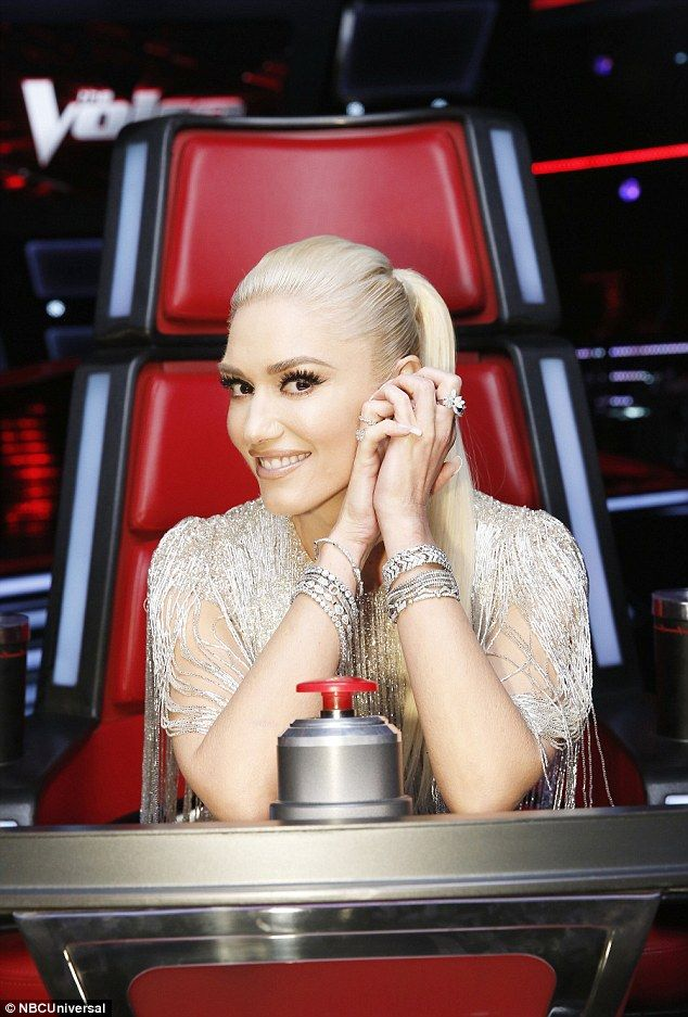 She's back! The California born beauty returns to The Voice for her third season as coach...
