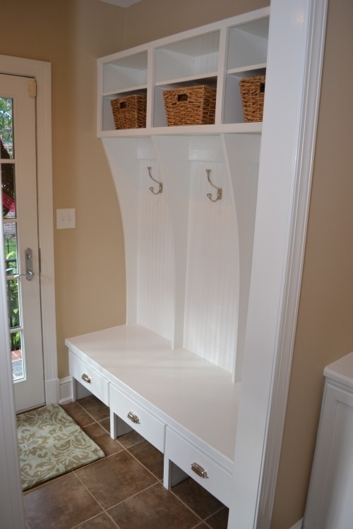 17 Best Images About Mud Room Bench On Pinterest Home Design Tans And Coat Hooks