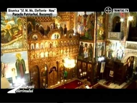 Biserica Sf MM Elefterie #BisericaSfElefterie #SfElefterie #CartierulCotroceni #Cotroceni  #ghid #urban  www.cotroceni.ro