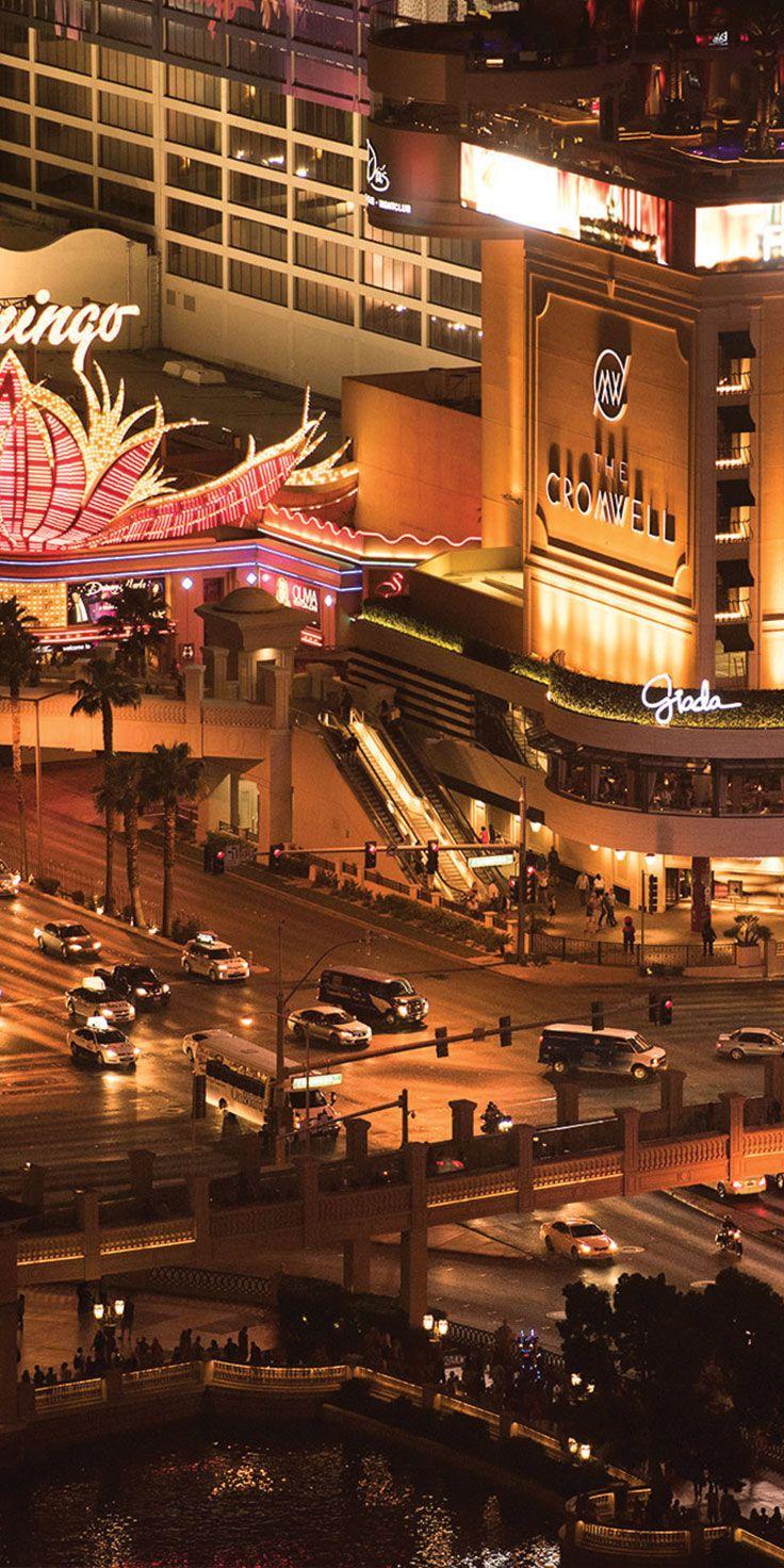 Casinos as far as the eye can see - by Sean Scott