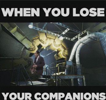 It's never a problem until you lose your favorite companion :|