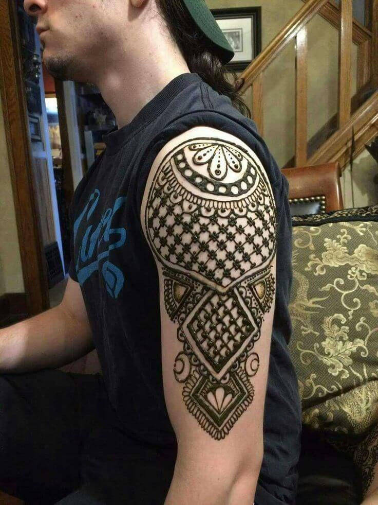 Best Henna Tattoo: 52 Best Henna Tattoos For Men Images On Pinterest
