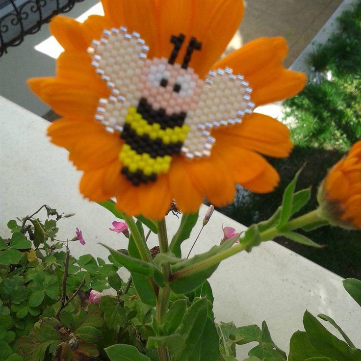 """169 Me gusta, 5 comentarios - Ugumen Takı (@ugumen) en Instagram: """"Günaydinlar🙋 #arı#kolyeucu #bee#brosch #animals #aksesuar #broş#bohostyle #honey #bal#arımaya…"""""""