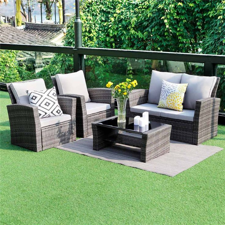 Amazon Patio Furniture We Re Buying This Month Patio 400 x 300