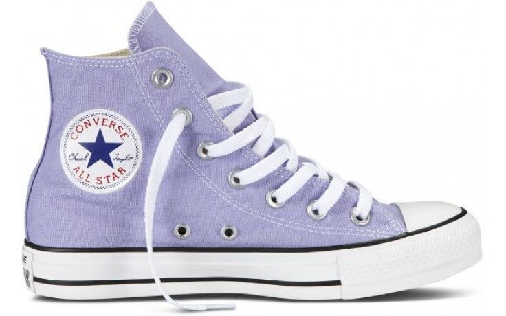 Converse All Star Seasonal HI Lavander