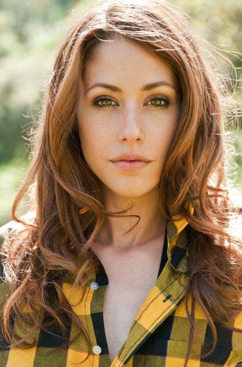 Outdoor Headshot: Amanda Crew on IMDB