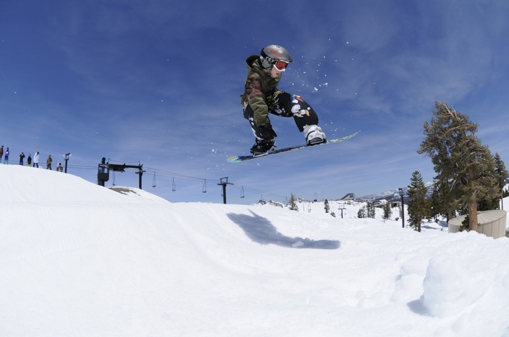 kid friendly ski resorts tahoe hd photo