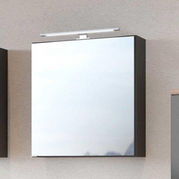 Spiegelschrank Hayos In 2020 Spiegelschrank Led Aufbauleuchte Spiegel