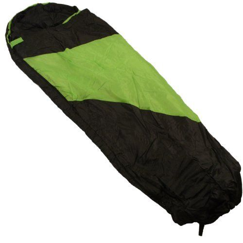 Kaufland 40º Superlite Mummy Sleeping Bag Green/Black - Check this out at... http://backpackingandcampingessentials.com/backpacking-sleeping-bags/kaufland-40o-superlite-mummy-sleeping-bag-greenblack/