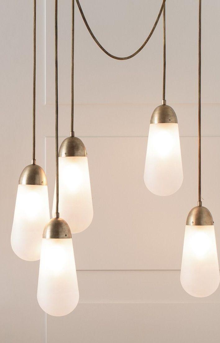 Lariat pendant light apparatus