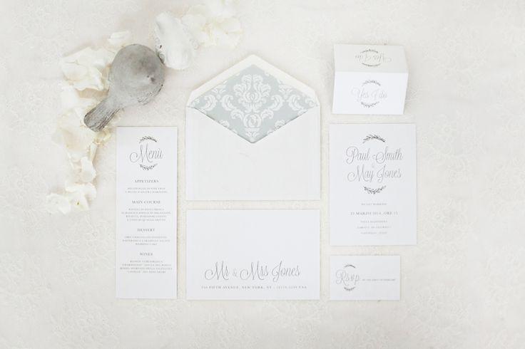 Stationery matrimonio | www.princesswedding.it | Photo by Paola Colleoni